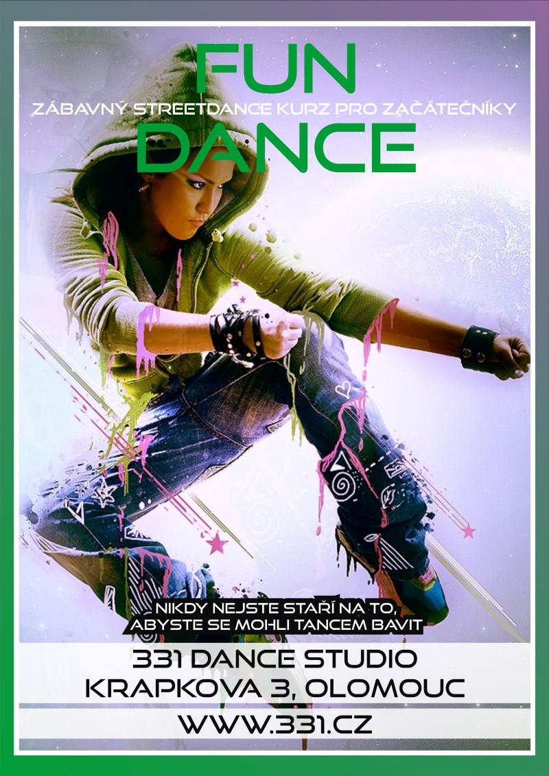 Fun Dance v 331 Dance Studiu Olomouc