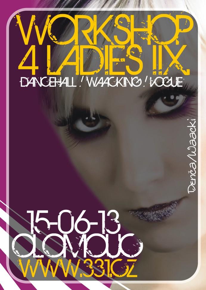 Workshop 4 Ladies IIX.