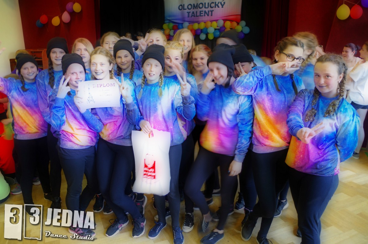 331 Dance Studio Olomouc - Streetdance Juniors
