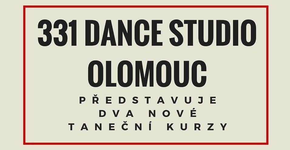 331 Dance Studio se rozšiřuje o dva nové kurzy moderního tance