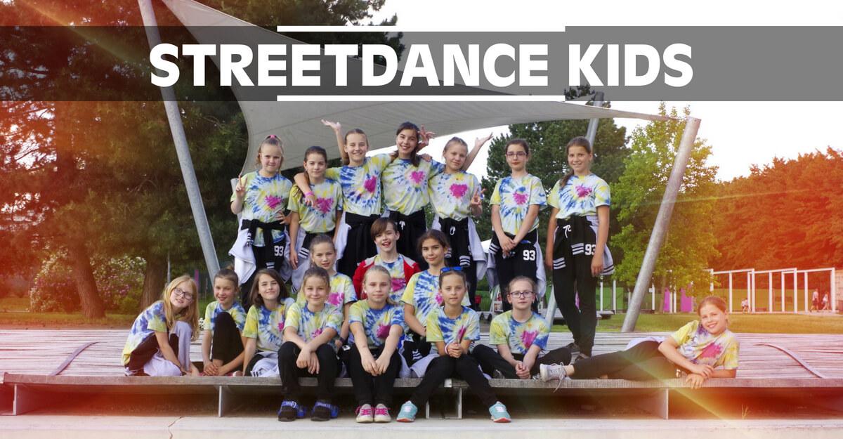 Streetdance Kids | Taneční kroužek pro děti ve věku 8-11 let v 331 Dance Studiu Olomouc
