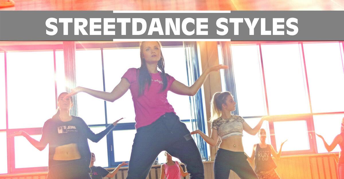 Streetdance Styles | Taneční kurz pro začátečníky v 331 Dance Studiu Olomouc