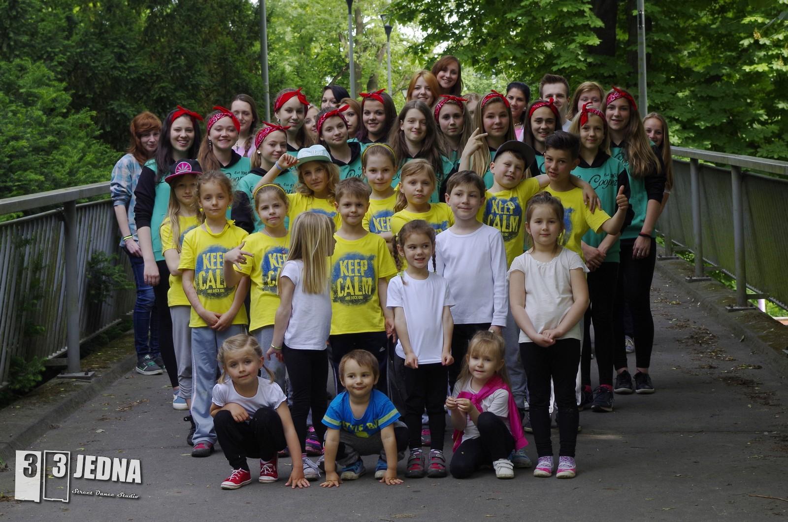 Taneční krouzžky pro děti | 331 Dance Studio Olomouc