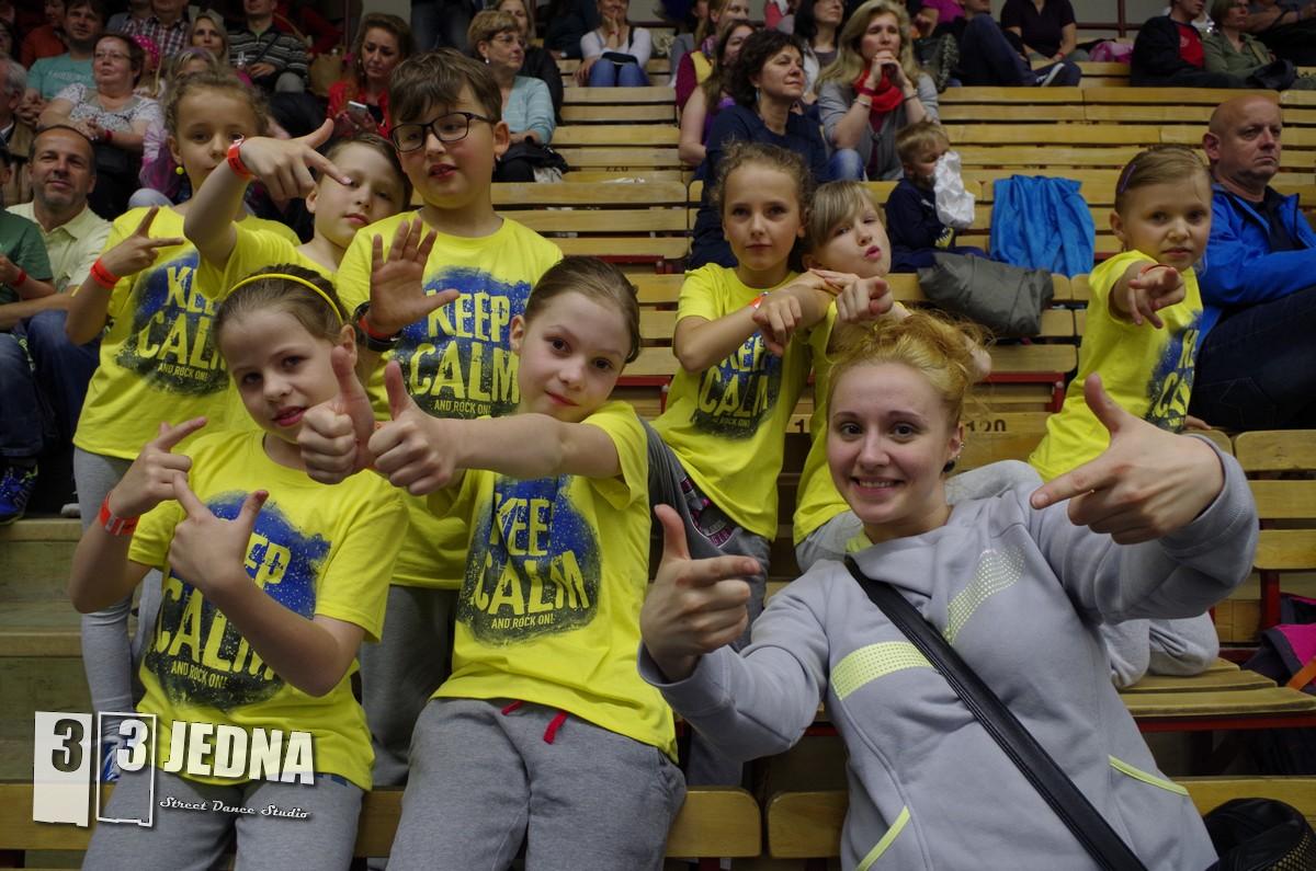 Taneční sezóna 2014/2015 z pohledu dětí