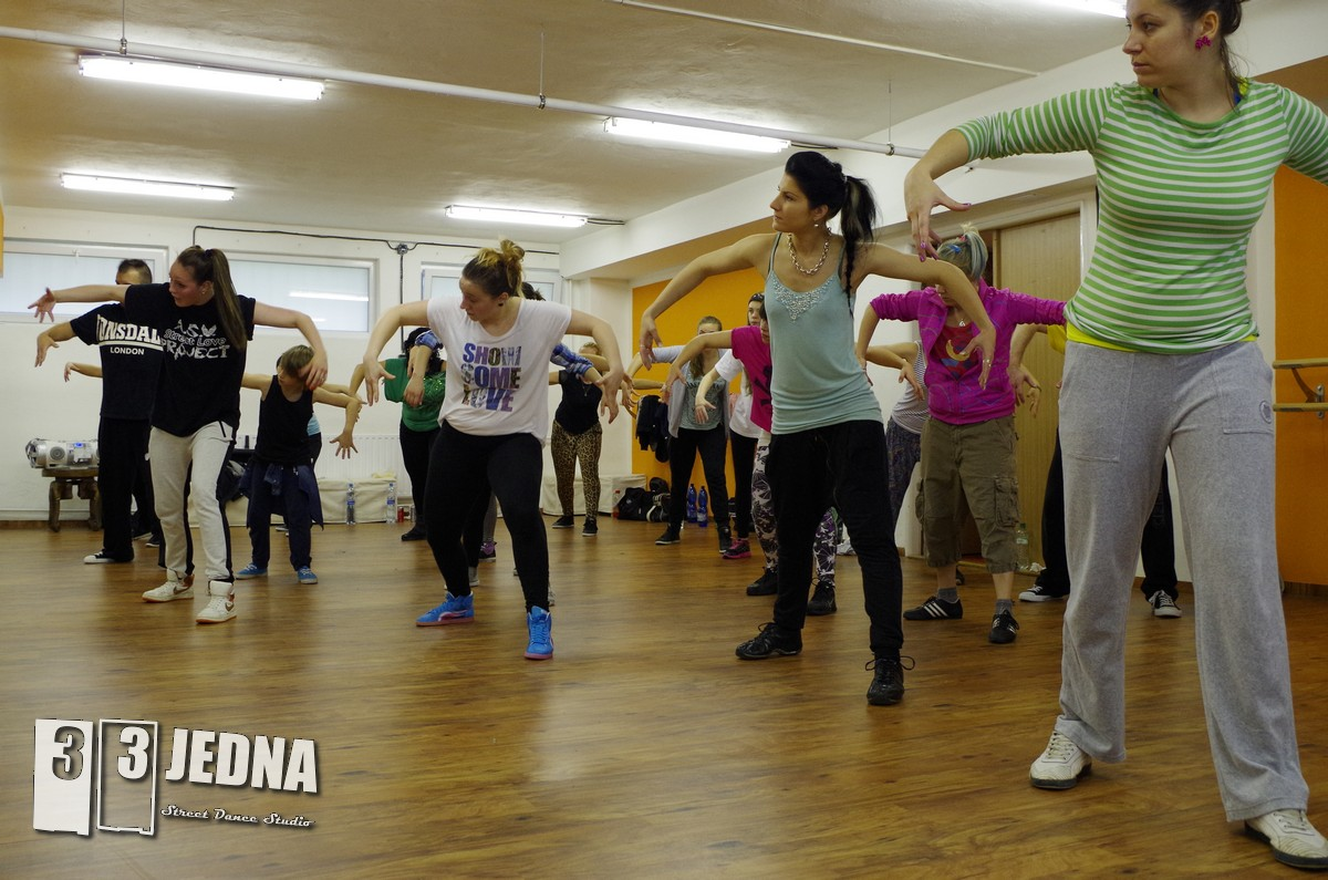 MTV Dance Workshop | Víkendové lekce Video Dance v Olomouci