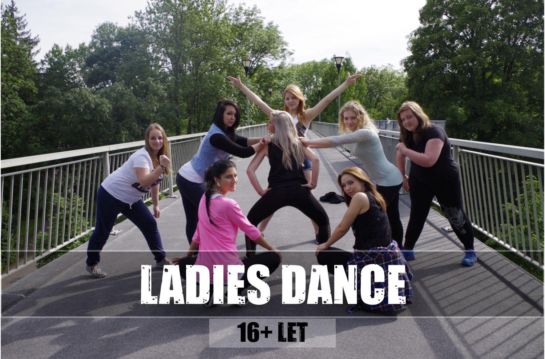 Ladies Dance | 331 Dance Studio Olomouc