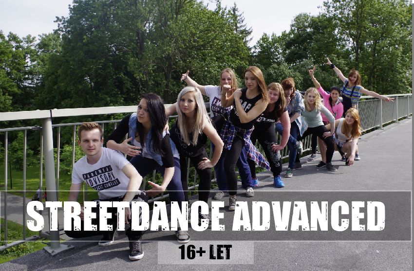 Streetdance Advaced | 331 Dance Studio Olomouc