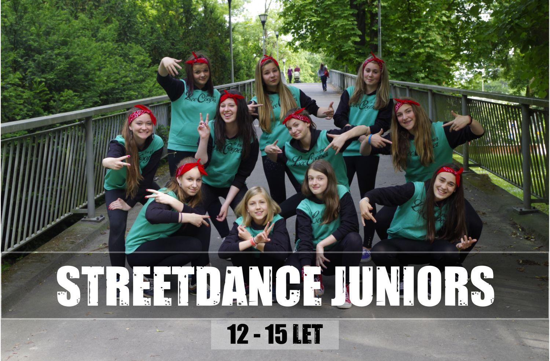 Streetdance Juniors | 331 Dance Studio Olomouc