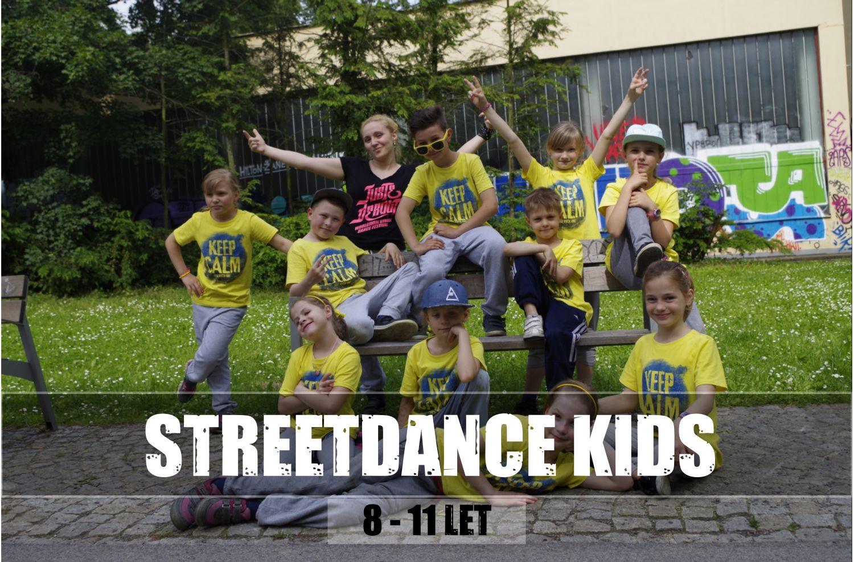 Streetdance Kids | 331 Dance Studio Olomouc