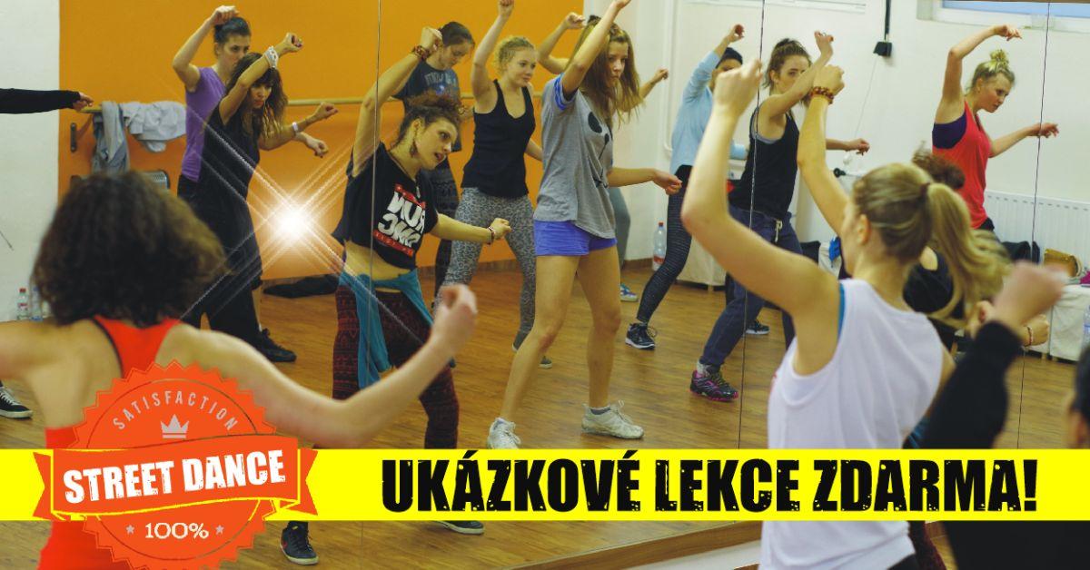 Ukázkové taneční lekce zdarma | 331 Dance Studio Olomouc