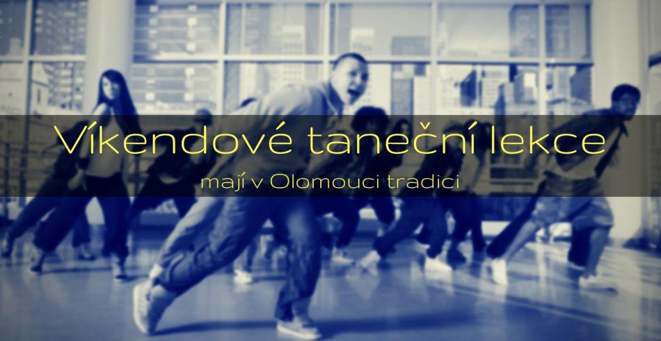 Víkendové taneční lekce - workshopy | 331 Dance Studio Olomouc