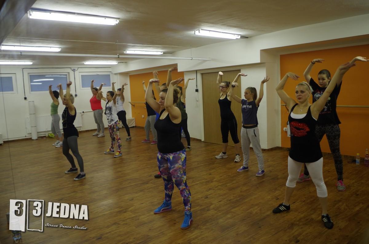 Twerk Workshop | 331 Dance Studio Olomouc