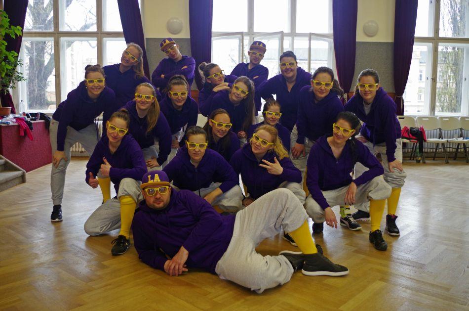 331 Dance Studio Olomouc - Back To The 90s