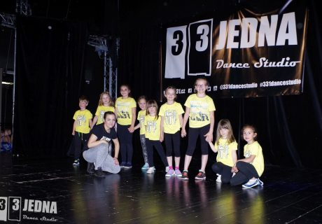 Streetdance Mini Monkeys | 331 Dance Studio Olomouc