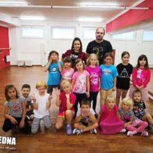 Streetdance Mini Monkeys – taneční tým dětí ve věku 5-7 let