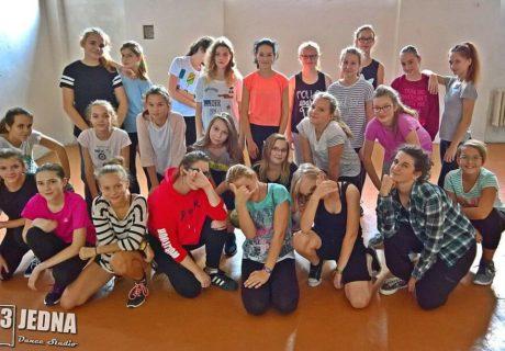 Streetdance Juniors Steppaz