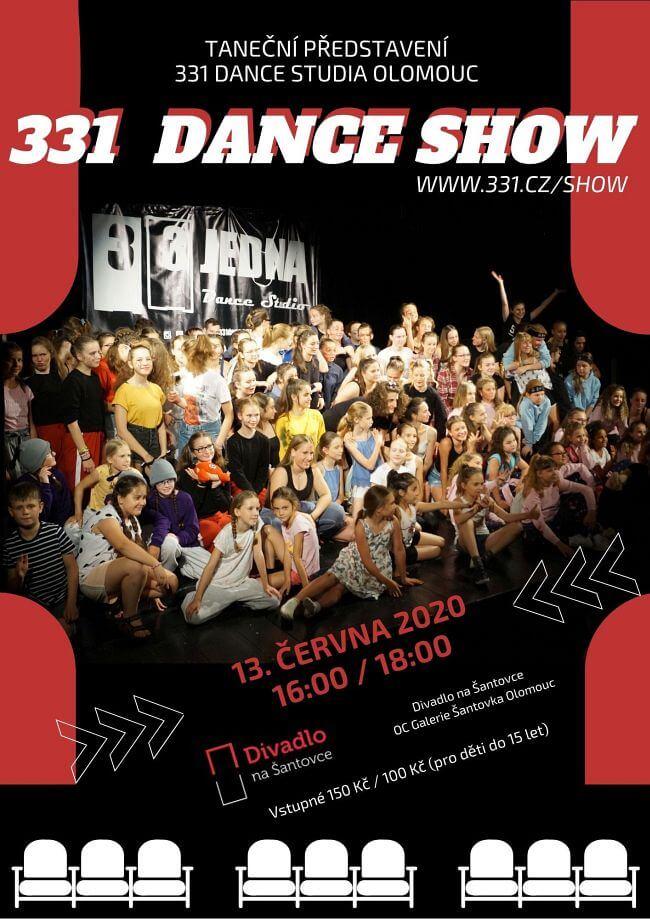 331 Dance Show 2020 | Taneční představení 331 Dance Studia Olomouc