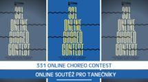 331 Online Choreo Contest: Online soutěž pro tanečníky