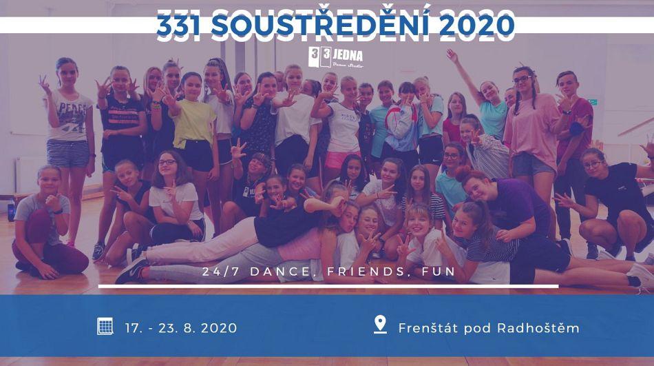 331 Soustředění 2020 | 331 Dance Studio Olomouc