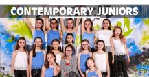 Contemporary Juniors | 331 Dance Studio Olomouc
