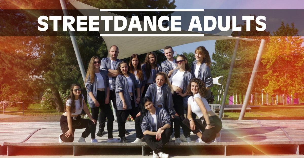 Streetdance Adults | Taneční kurz Street Dance pro mládež a dospělé ve věku 17 - 30 let v Olomouci. Lekce tanečních stylů Hip Hop, House Dance, Dancehall, MTV Dance, atd.