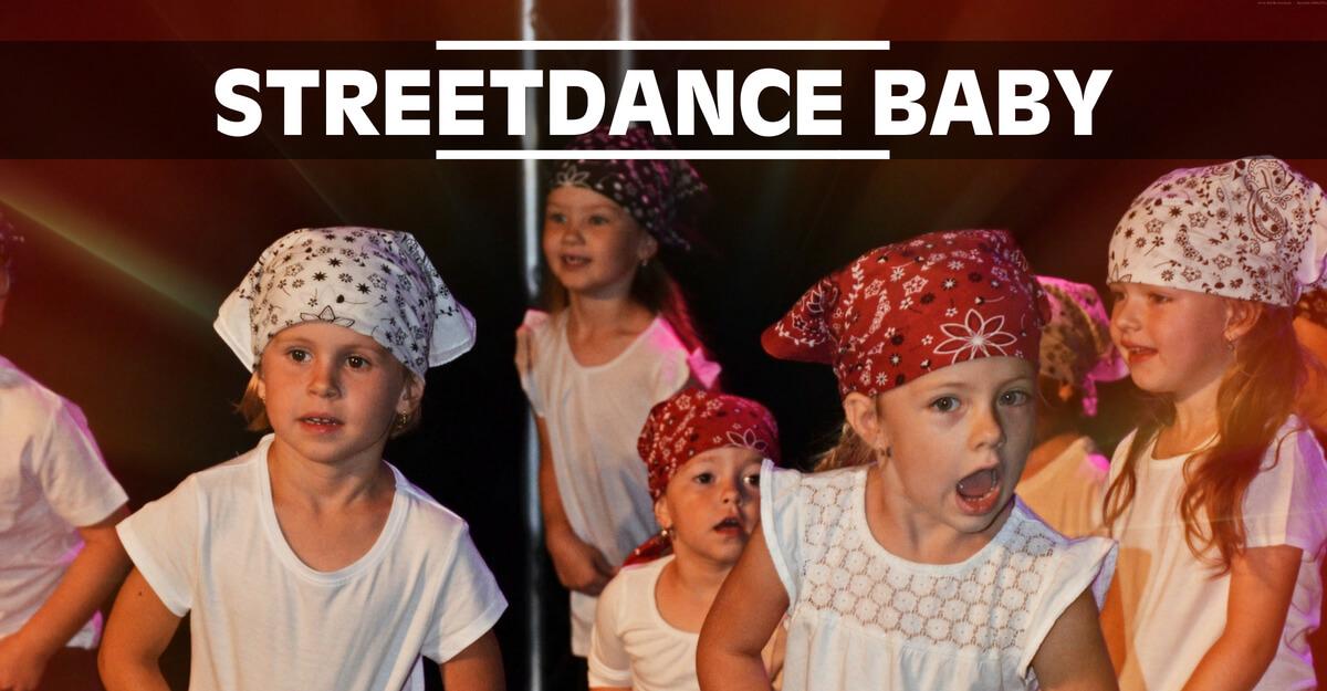 Streetdance Baby | Taneční kroužek pro nejmenší děti, kluky a holky ve věku 3 a 4 roky v Olomouci. Taneční přípravka, rozvoj motoriky, vnímání hudby, základní taneční pohyby
