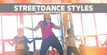 Streetdance Styles