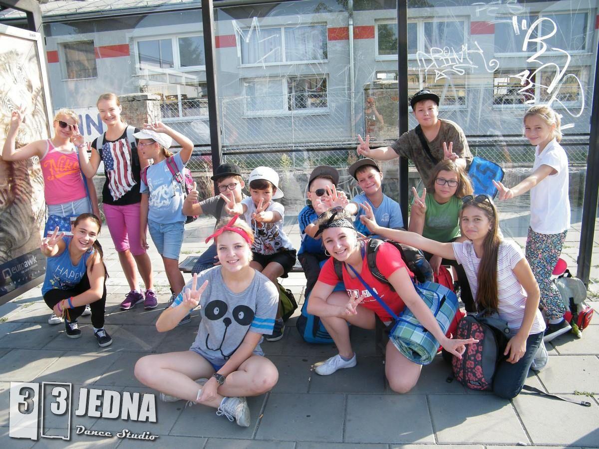 331 Dance Summer   Letní příměstský taneční tábor v 331 Dance Studiu Olomouc
