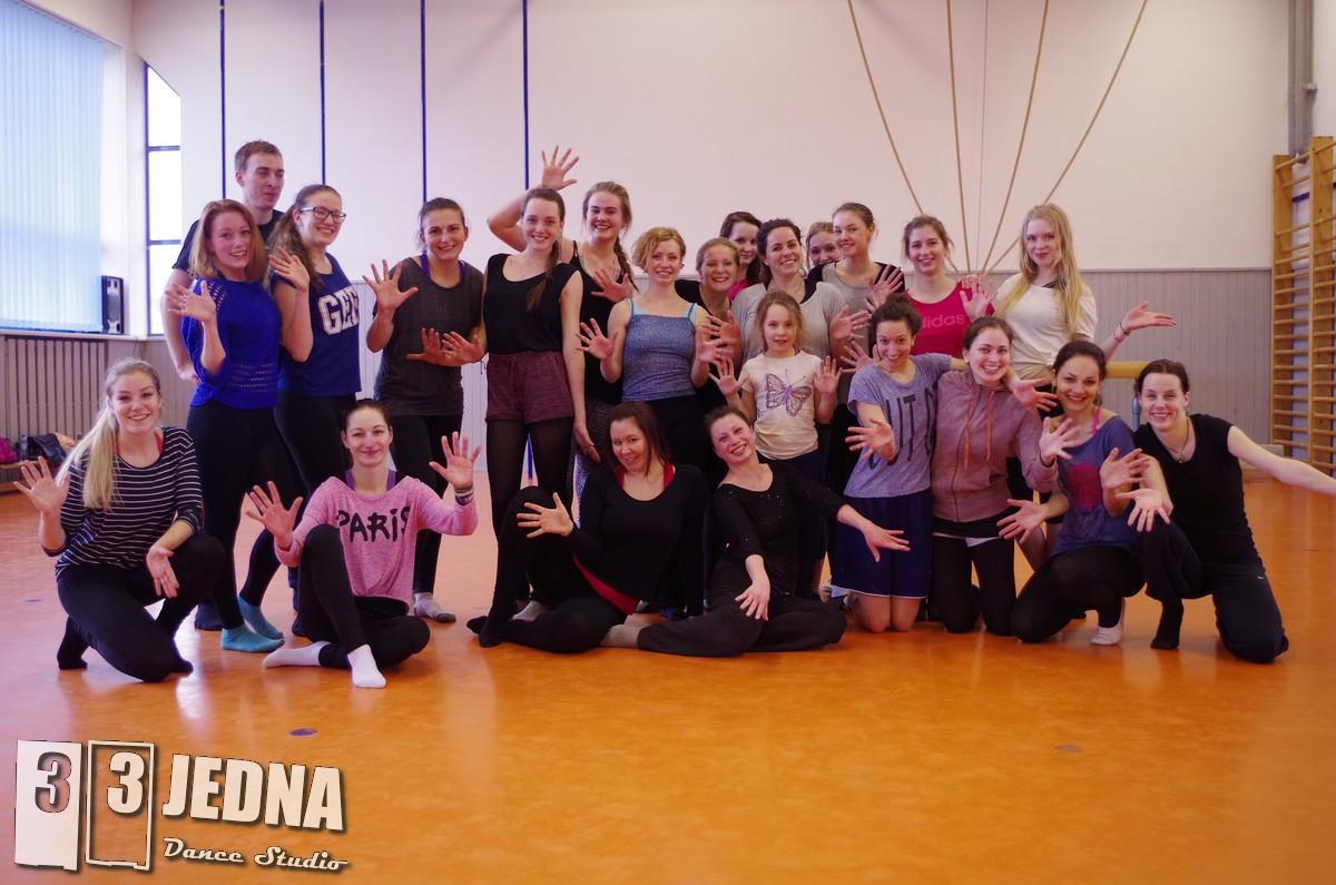 Contemporary Workshop | Modern Dance & Jazz Dance | 331 Dance Studio Olomouc