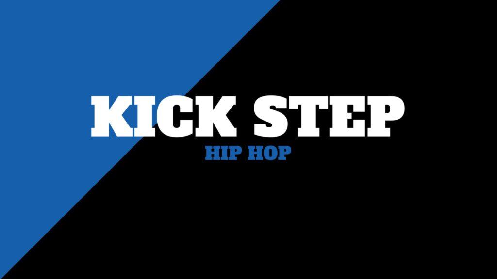 Kick Step   Hip Hop Dance Tutorial   331 Dance Studio Olomouc