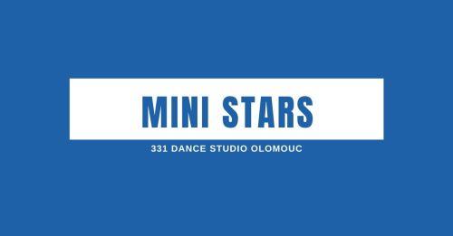 Mini Stars | 331 Dance Studio Olomouc