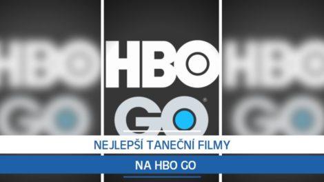 Nejlepší taneční filmy na HBO Go