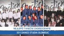 Nejlepší taneční choreografie 331 Dance Studia Olomouc