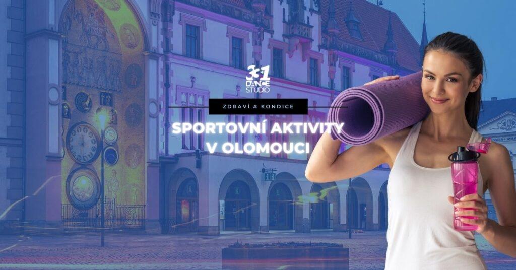 Sportovní aktivity v Olomouci: 6 tipů, jak a kde sportovat