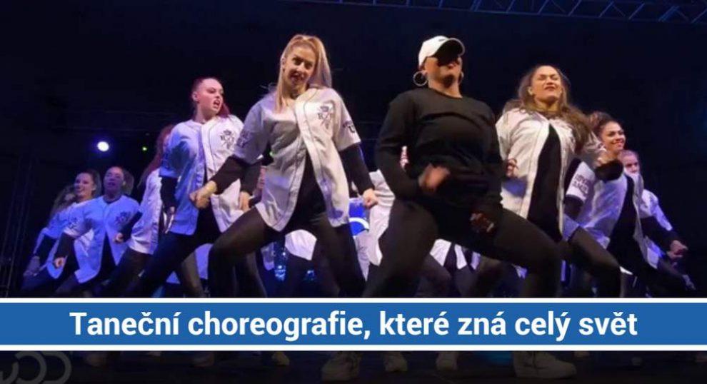 Taneční choreografie, které zná celý svět