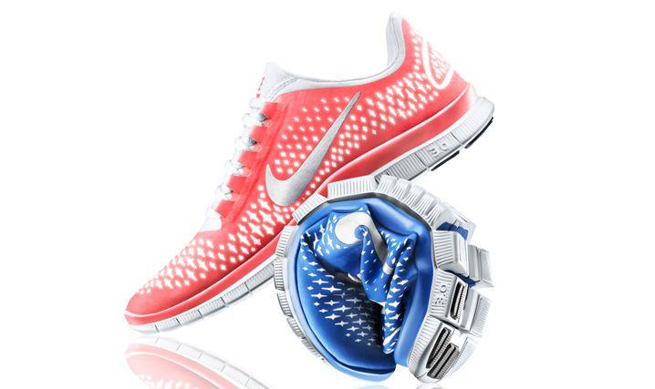 Nike uvedl na trh boty, které lze stočit do klubíčka