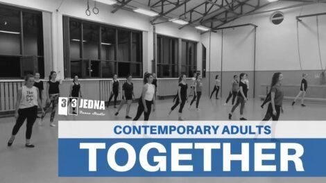 Sia – Together | Contemporary Dance | 331 Dance Studio Olomouc