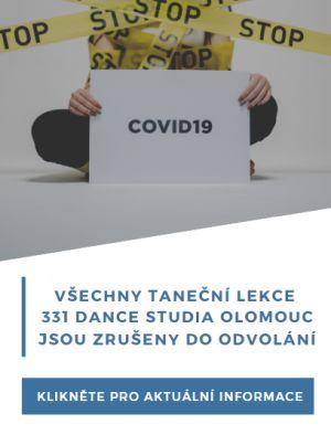 Covid-19 - aktuální informace | 331 Dance Studio Olomouc