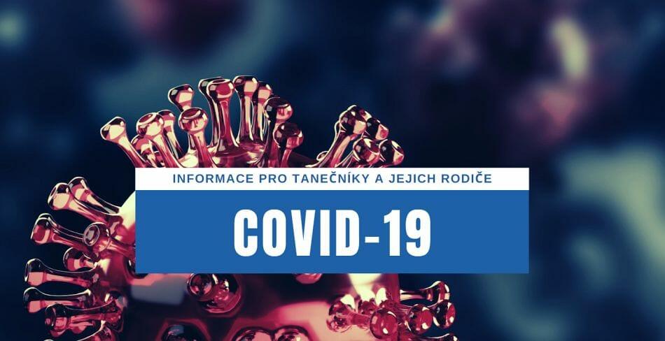 COVID-19 | Informace pro tanečníky a jejich rodiče