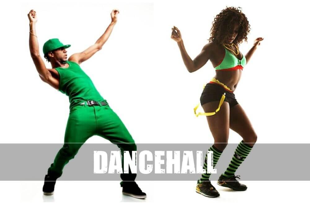 Taneční styl Dancehall | 331 Dance Studio Olomouc