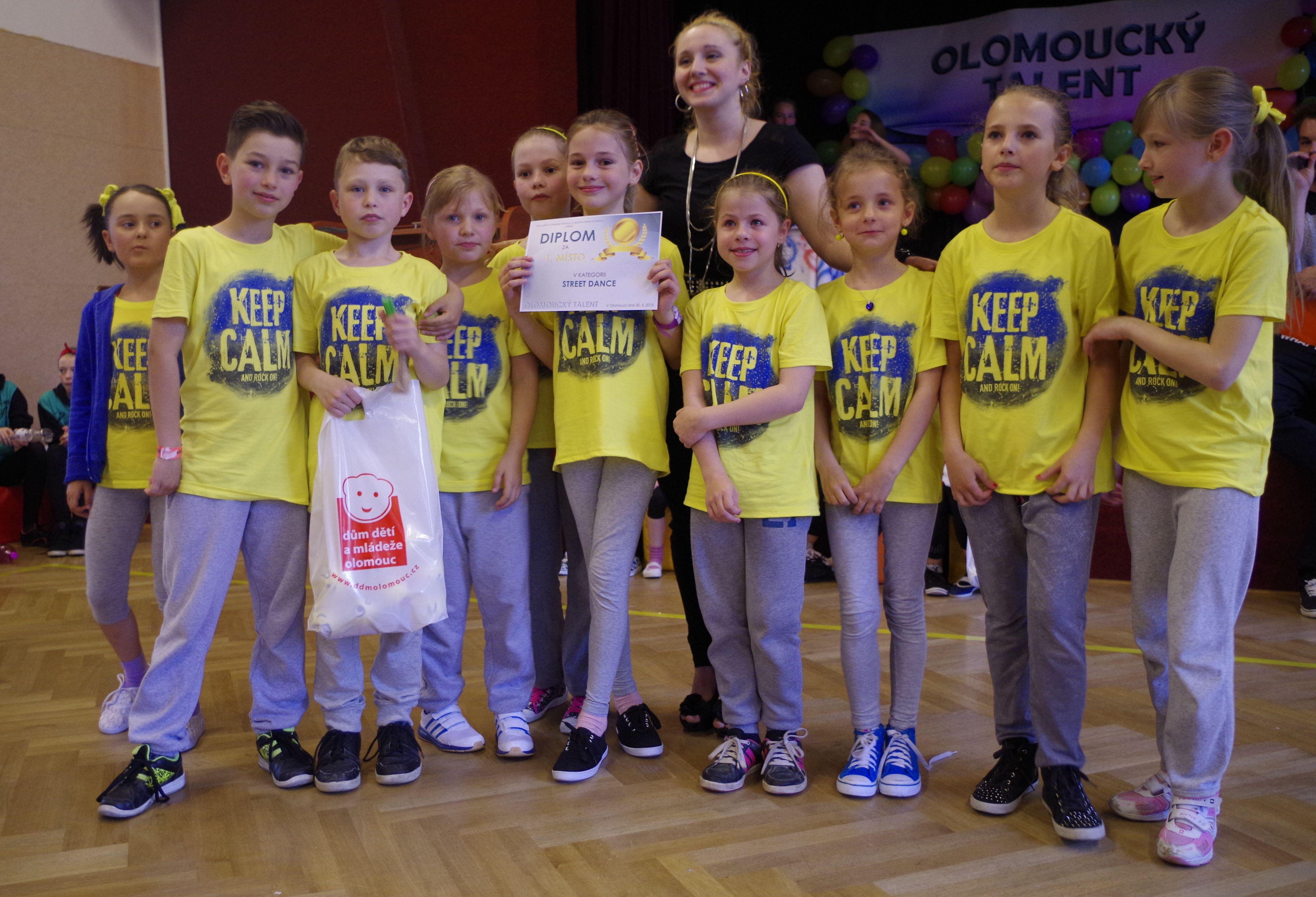 Olomoucký talent 2015