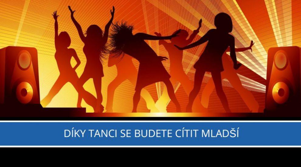 Díky tanci se budete cítit mladší aneb 4 důvody, proč tancovat v každém věk