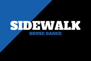 Sidewalk | House Dance Tutorial | 331 Dance Studio Olomouc