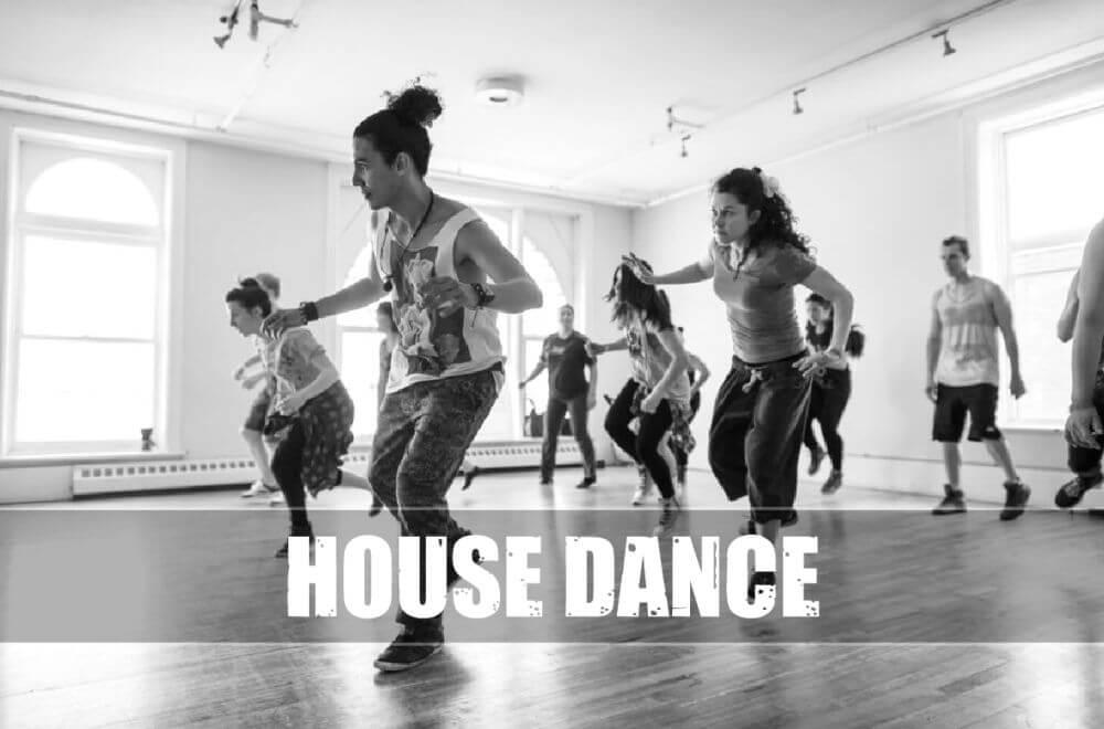 Taneční styl House Dance | 331 Dance Studio Olomouc