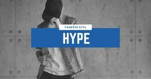 Taneční styl Hype | 331 Dance Studio Olomouc