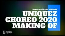 Uniquez choreo 2020 | making of | 331 Dance Studio Olomouc
