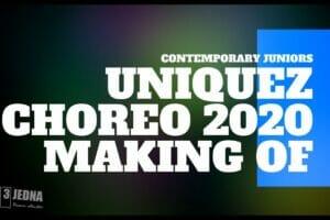 Uniquez choreo 2020 | making of | 331 Dance Studio Olomouc
