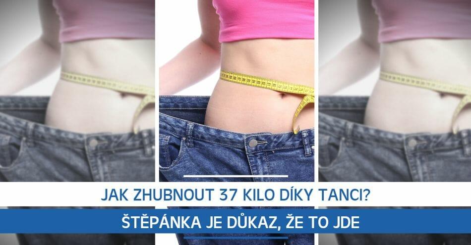 Jak zhubnout 37 kilo díky tanci? Štěpánka je důkaz, že to jde