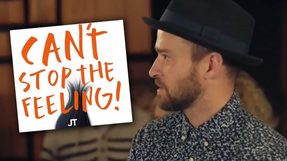 Justin Timberlake - Can´t Stop The Feeling