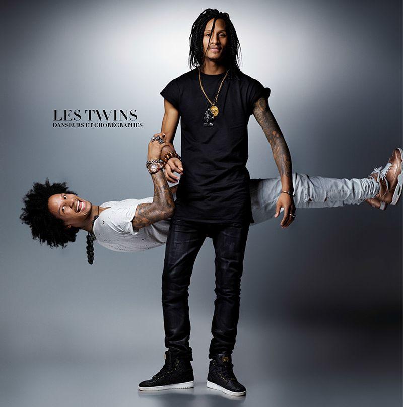 Les Twins - úspěšní hiphopoví tanečníci